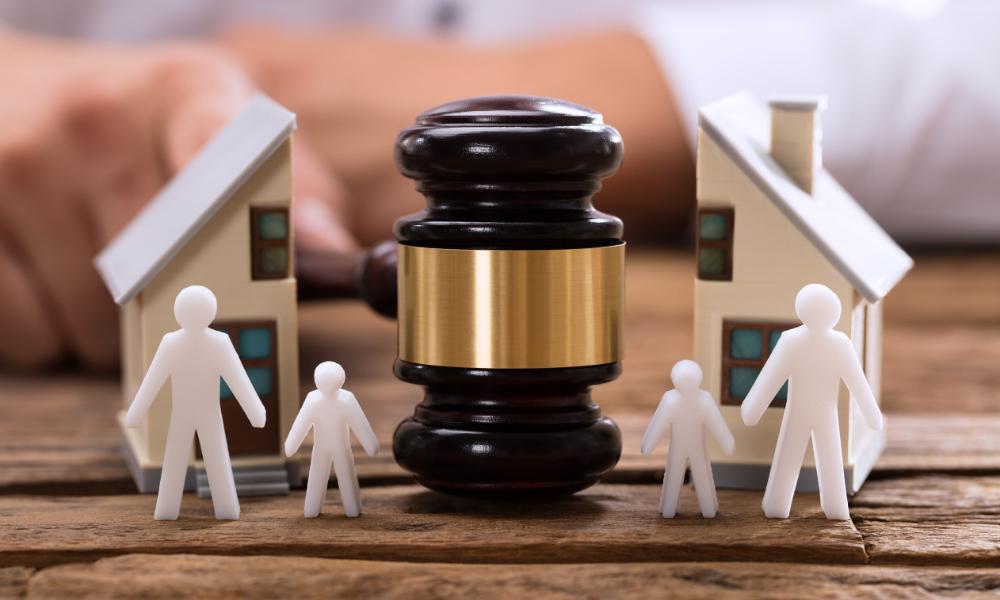 property settlement finalized