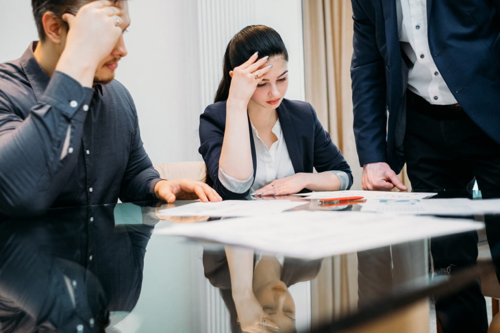 a couple deciding whether to pursue a divorce or an annulment