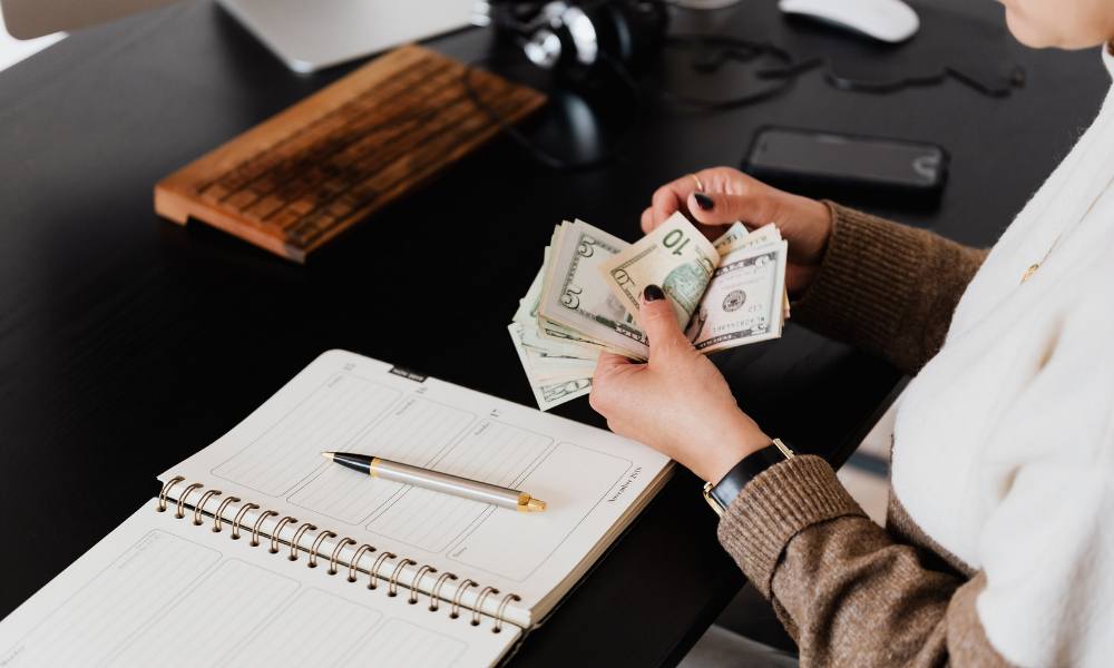 creating a budget is an important part to protect your finances