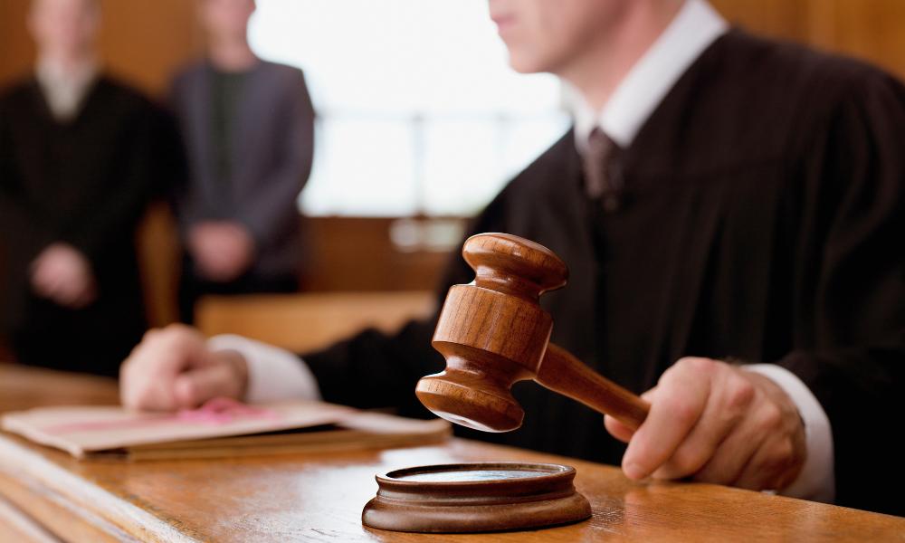 judges decision about debt division in a divorce
