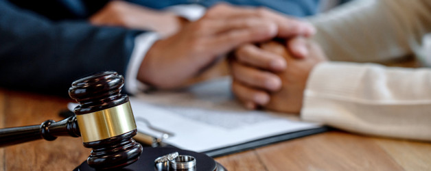 couple seeking a separation agreement in virginia
